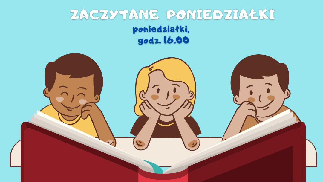 Zaczytane poniedziałki w Ostrówku