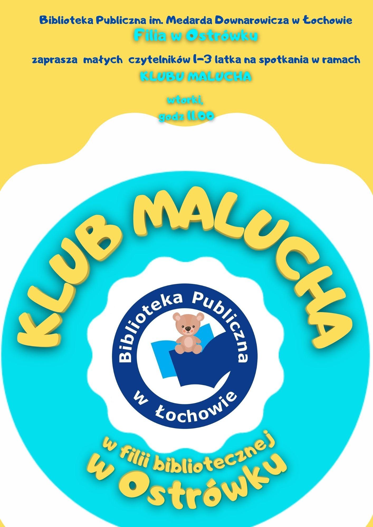 Klub Malucha w Ostrówku