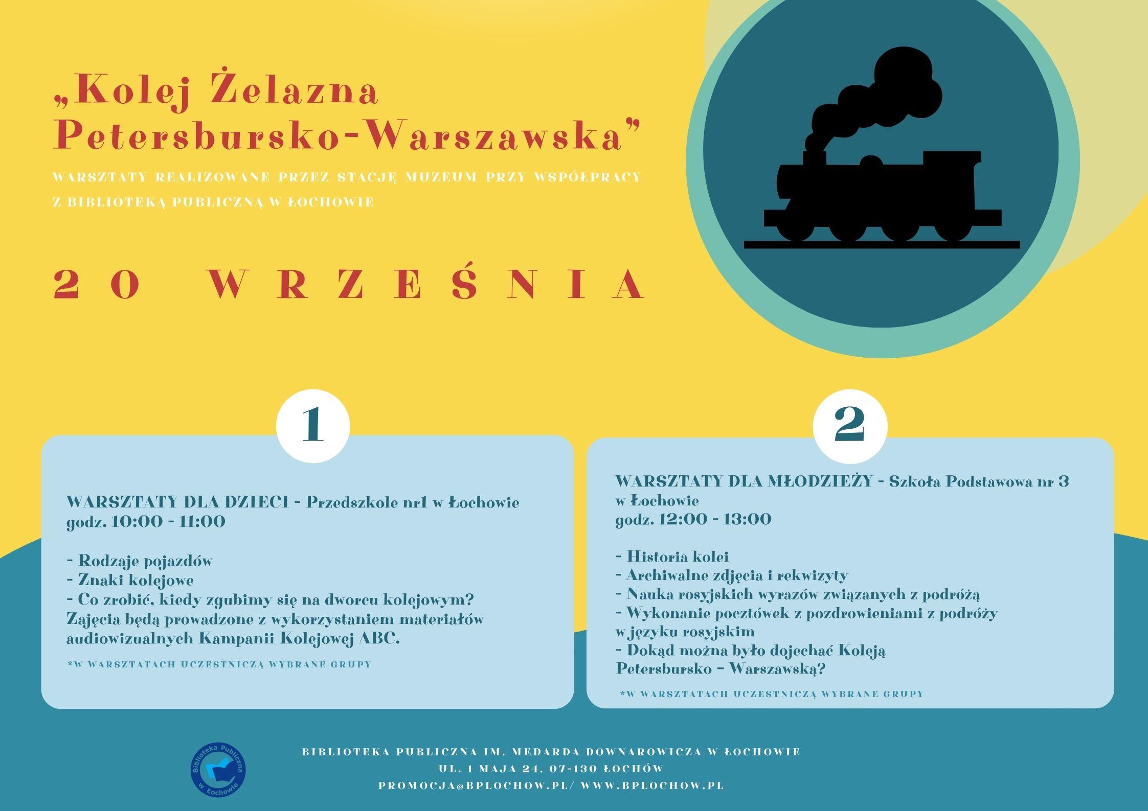 Kolej Żelazna Petersbursko-Warszawska